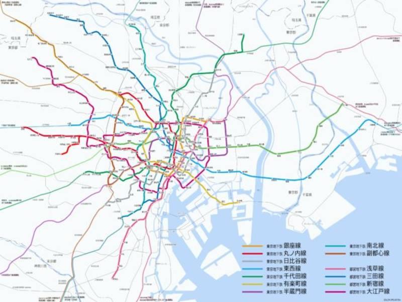 Japan's Rails Pass
