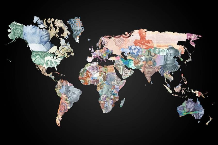 世界の平均年収 国別ランキング